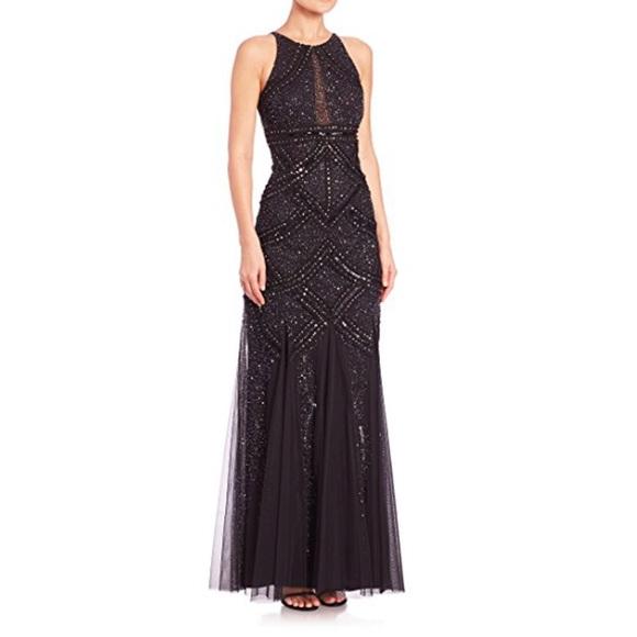 Aidan Mattox Dresses | Gatsby Flapper Prom Dress | Poshmark